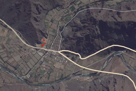 Day-10-Ollantaytambo-Peru-Map
