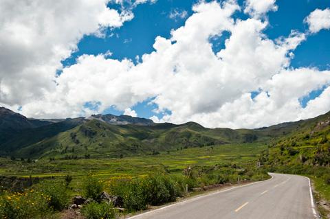 roadway-colca-canyon-peru