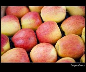 Bright Delicious Apples