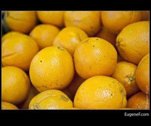 Bright Oranges