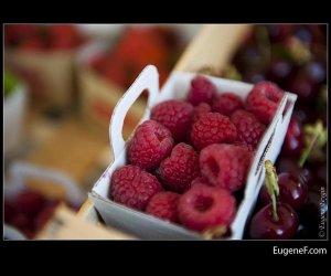 Raspberries Box