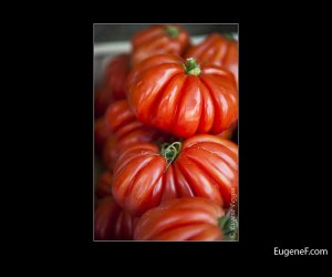 Rare Red Tomatoes