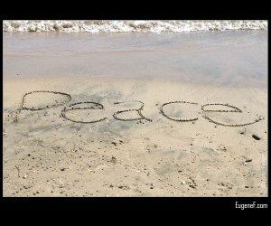 Peace Sand
