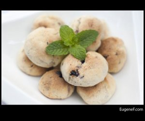 cookies with mint
