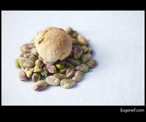 organic pistachio cookie