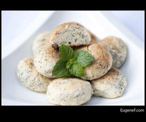 organic poppy seed cookies