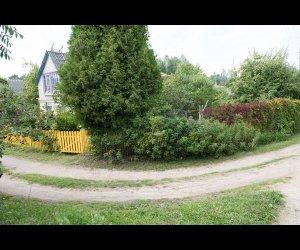 A Wooden House in Minsk