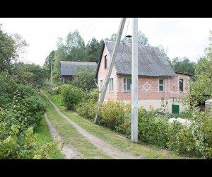 House in a Village in Minsk