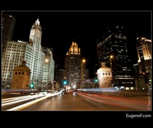 Chicago Michigan Ave