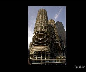 Chicago Parking Structure