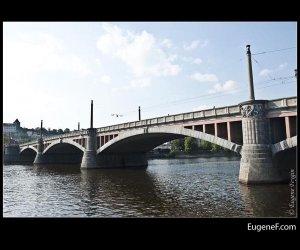 Vltava Charles Bridge