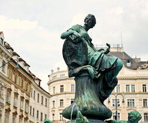 Vienna Statues