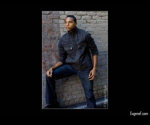male model wall