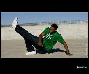 African American Model Male 8