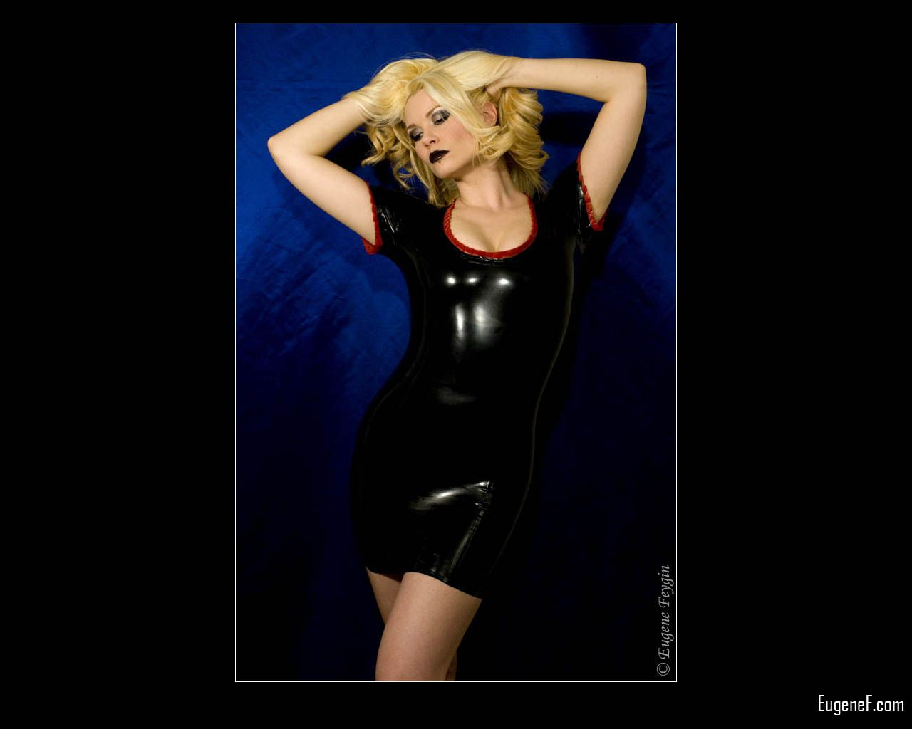 AC Foran Latex Portrait 1
