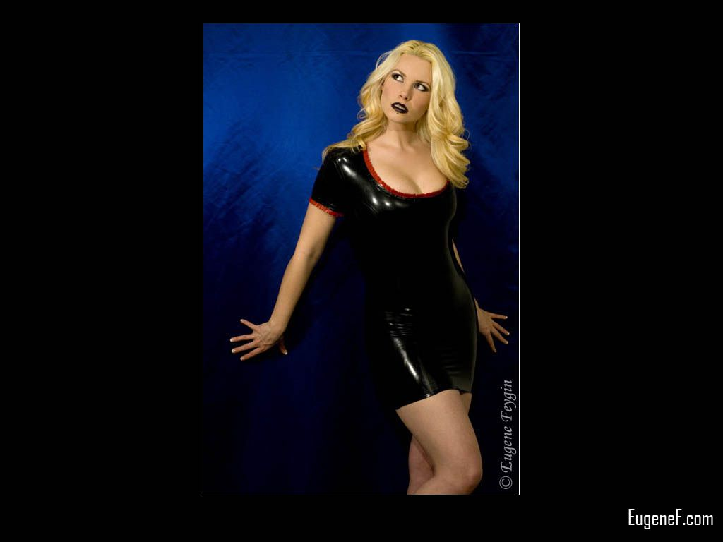 AC Foran Latex Portrait 3