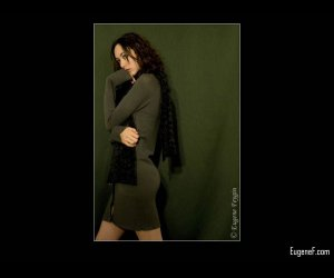 Alyssa Studio Portrait Glamour 6