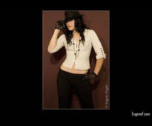 Chasity Studio Glamour Portrait 2
