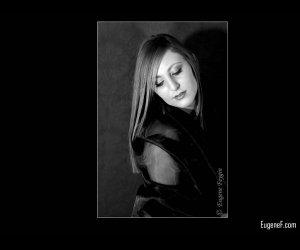 Studio Portrait of Eugenia 3