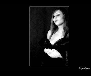 Studio Portrait of Eugenia 5