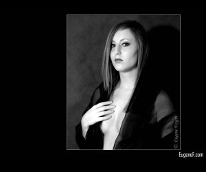 Studio Portrait of Eugenia 6