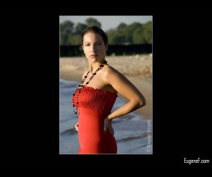 Outdoor Portraiture Dress 2