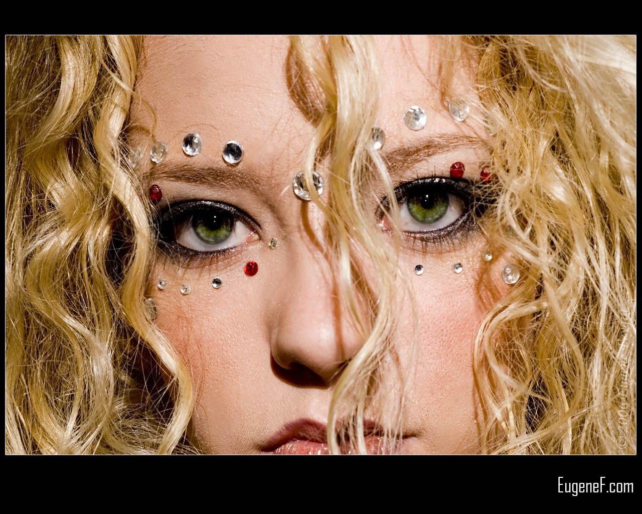 Jenn Lynn Portrait Blonde Model 4