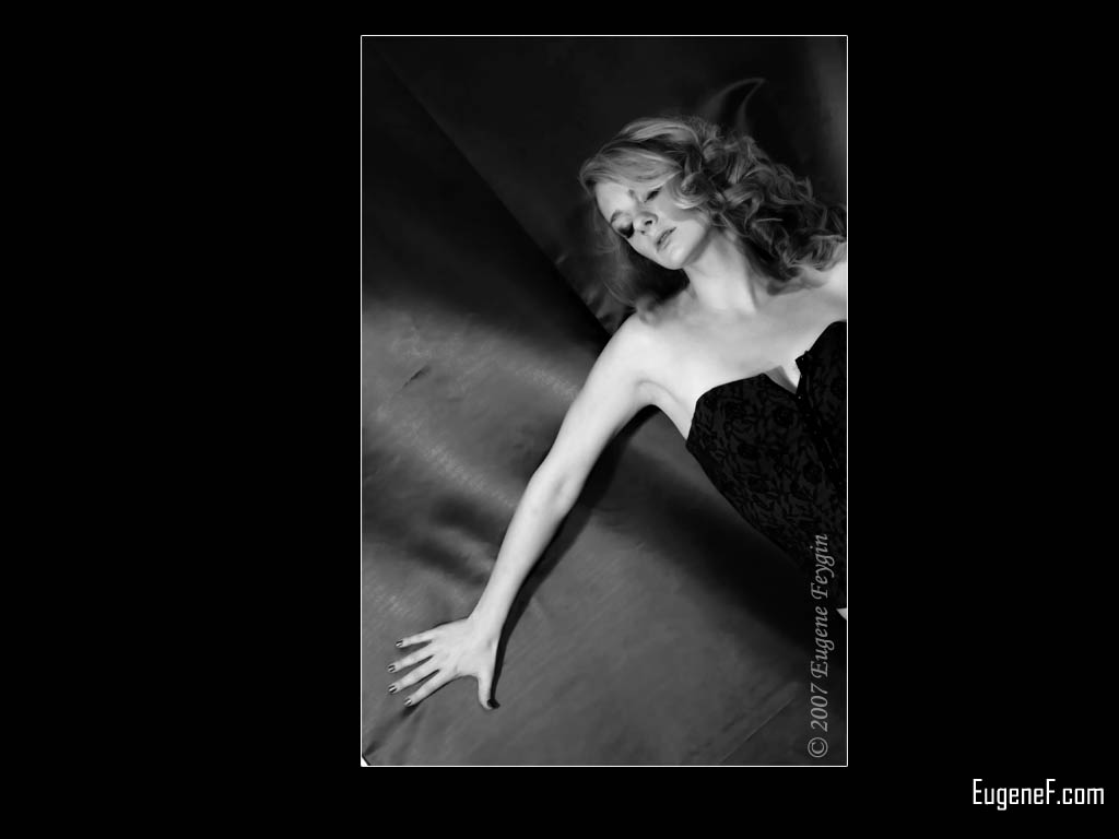 Kelly in Photo Studio 10
