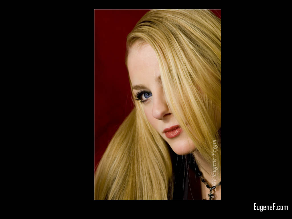 Kelly in Photo Studio 6