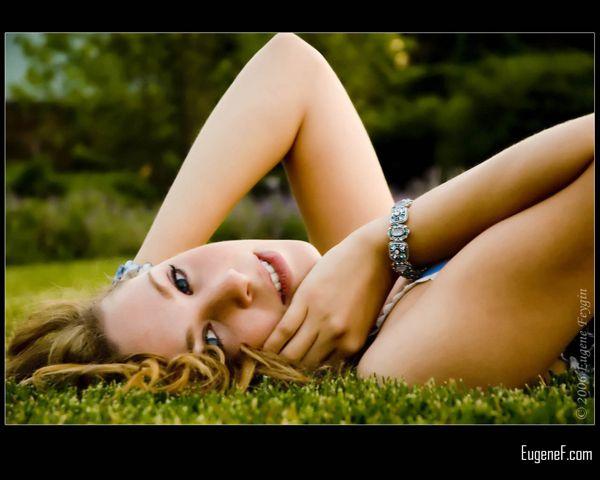 Kim Jewelry Model Portrait 14