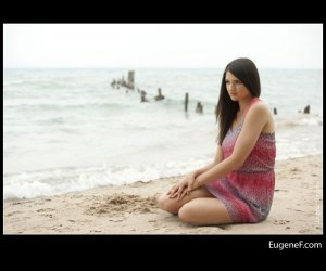 Nikki At The Beach 08