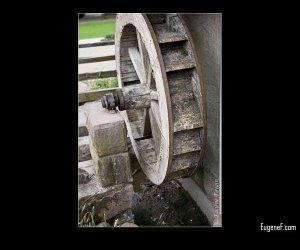 Dry Water Wheel