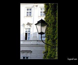 Historical Lamp