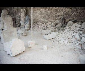 Stone Idol Workshop