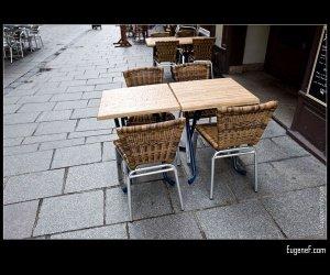 Wet Sitting Area