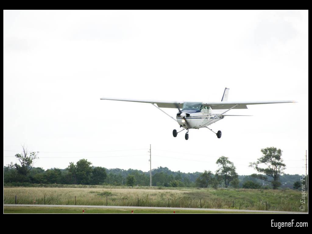 Airplane Cessna