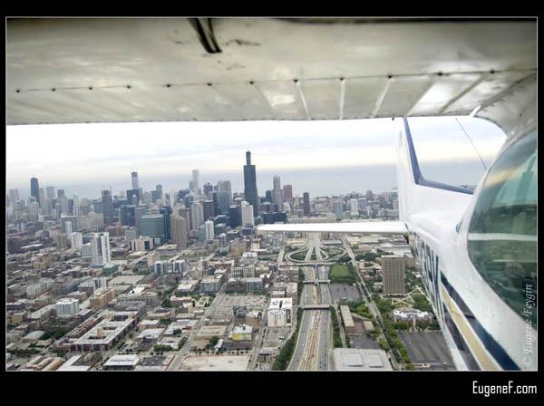 Airplane City Back