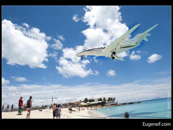 Big Airplane Beach