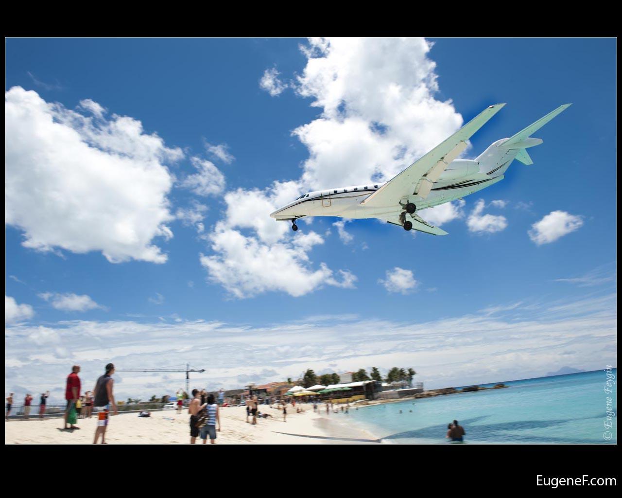 Big Airplane Beach