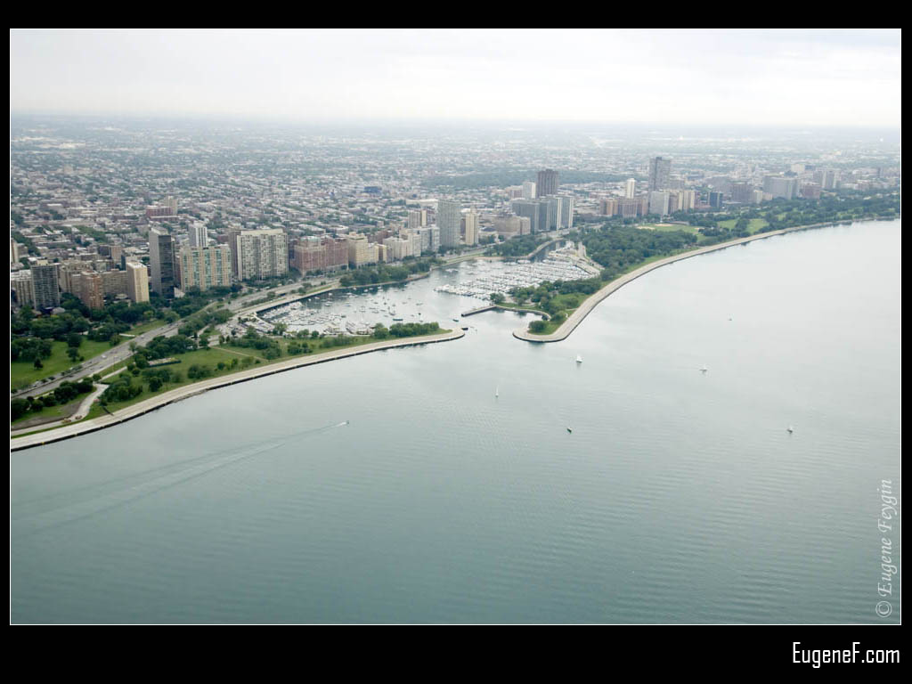 Chicago Lake Front