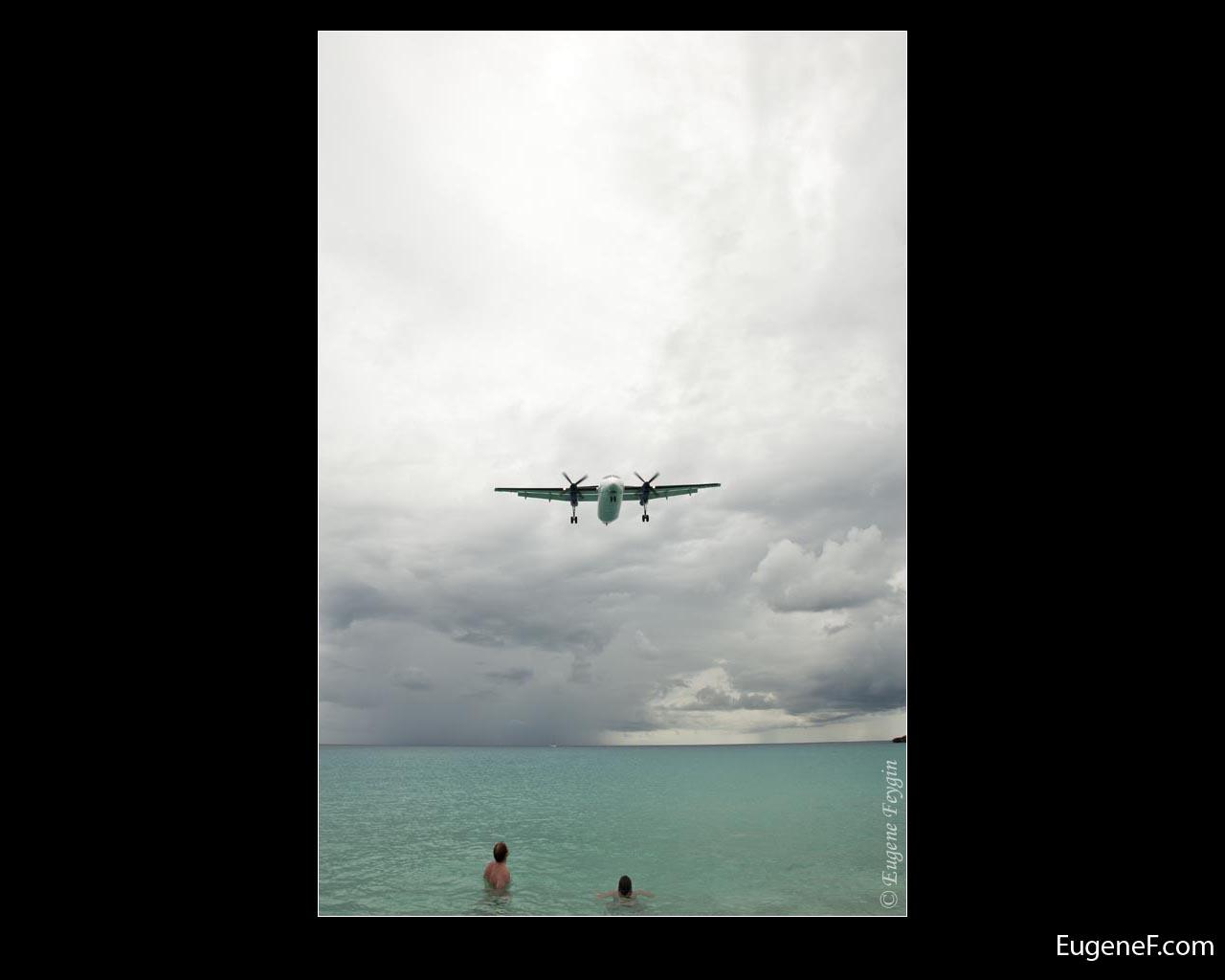 Ocean Airplane