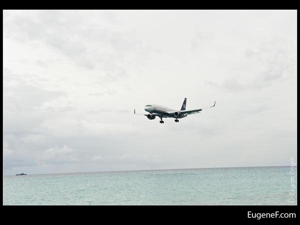 US Airways Airplane