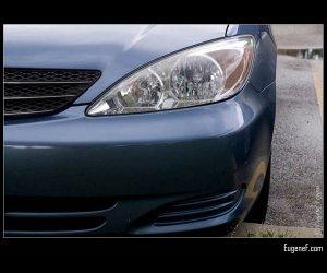 Blue Car Light