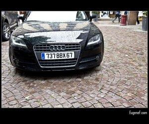 Luxury Audi