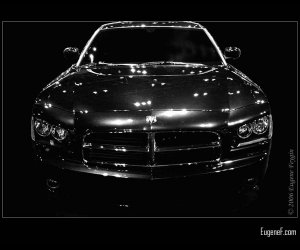 Luxury Dodge Car