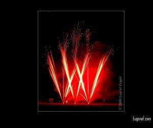 Firework Sparks