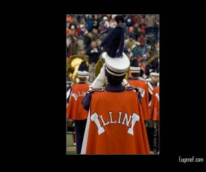 Illini Band Member