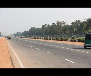 Rajpath in Delhi