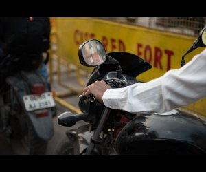 Riding on Motorbikes