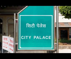 City Palace Booking Counter